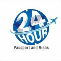 24 Hour Passport Logo